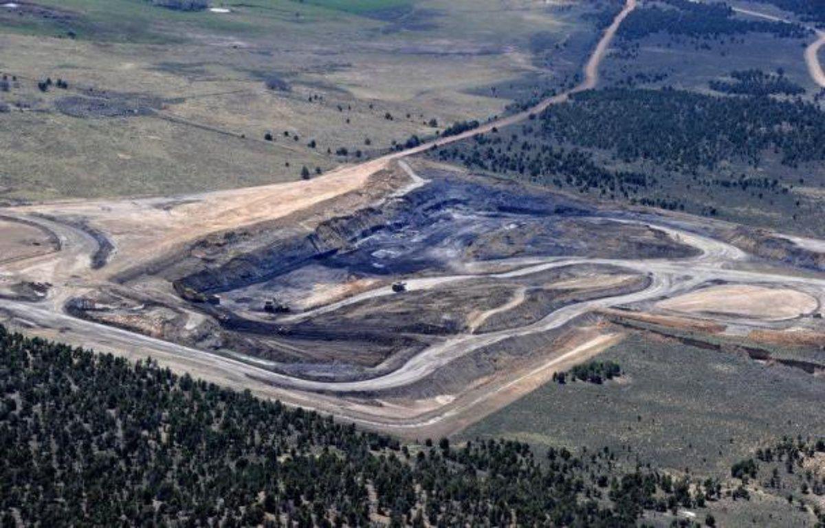 Patriot Coal, l'un des principaux producteurs américains de charbon, a déposé son bilan, victime de l'afflux massif de gaz de schiste bon marché qui lui a volé ses marchés auprès des centrales électriques, selon un communiqué diffusé lundi soir. – Ethan Miller afp.com