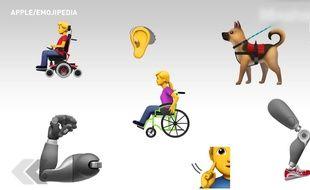 De futurs emoji pourraient représenter des personnes atteintes de handicaps - Le Rewind (vidéo)