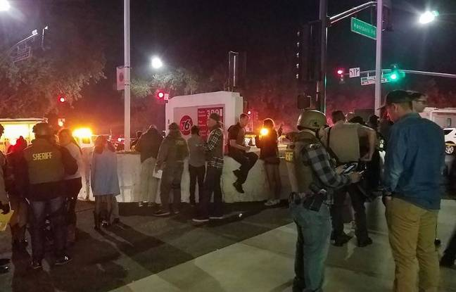 VIDEO. Etats-Unis: Douze personnes tuées lors d'une fusillade dans une discothèque en Californie, le tireur est mort Nouvel Ordre Mondial, Nouvel Ordre Mondial Actualit�, Nouvel Ordre Mondial illuminati