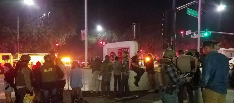 En Californie, une fusillade a eu lieu dans la localité de Thousand Oaks.