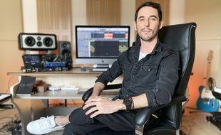 Le Dj niçois a reçu 20 Minutes dans son studio d'enregistrement, chez lui