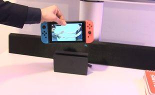 La nouvelle console de Nintendo, la Switch