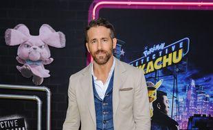 L'acteur et entrepreneur Ryan Reynolds