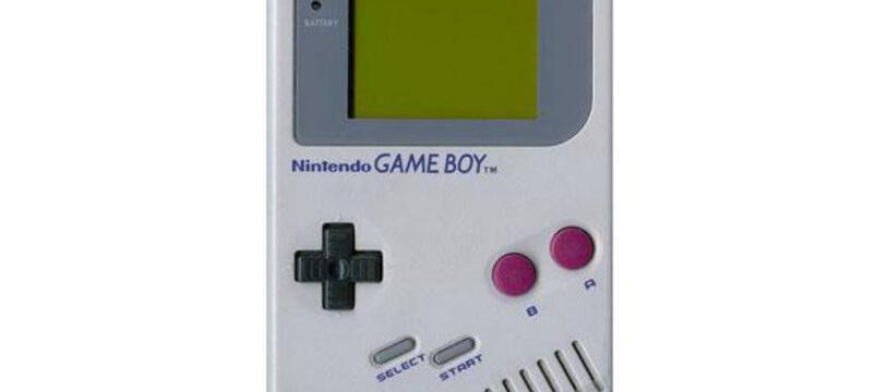 Game Boy (Nintendo), illustration.