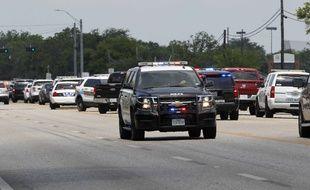 Une voiture de police aux Etats-Unis, le 19 mai 2018.