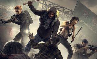 The Walking Dead Overkill est un jeu multijoueur en ligne dans l'esprit d'un zombie mode Call of Duty.