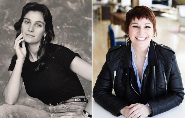 Marie Anderson au début des années 1980 et en 2019.