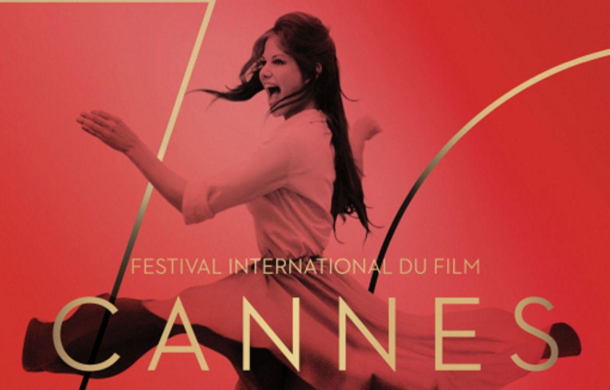L'affiche de la 70e édition du Festival de Cannes – Capture de l'image