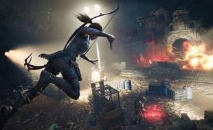 Lara Croft à l'assaut de l'E3 avec sa prochaine aventure «Shadow of the Tomb Raider»