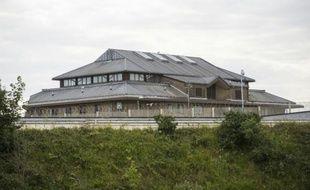Le centre de rétention de Douvres dans le sud-est de l'Angleterre, le 30 juillet 2015