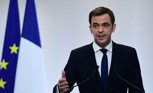 Olivier Véran, le 4 février 2021 à Paris.
