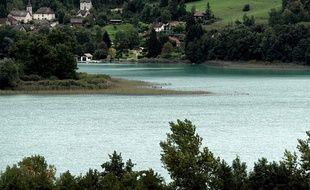 Les enquêteurs, qui recherchent Maëlys disparue depuis le 27 août, concentrent désormais leurs investigations sur le lac d'Aiguebelette. Jeff Pachoud