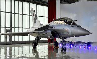 Le premier Rafale d'une commande de 36 appareils a été livré au Qatar ce mercredi.