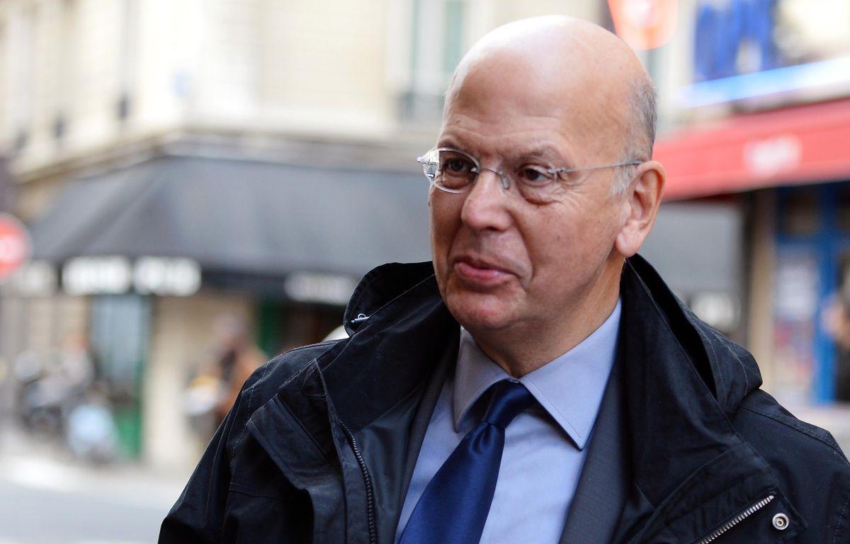 Patrick Buisson en octobre 2012. – MIGUEL MEDINA / AFP
