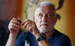 Charles Pieri en 2018