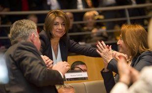 Martine Vassal (UMP).