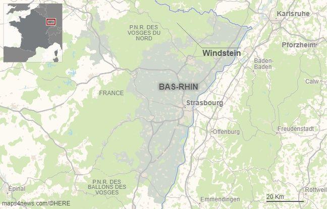 Windstein, Bas-Rhin.