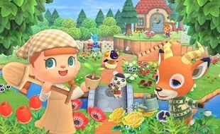 Chronophage, social, ludique... « Animal Crossing » est le jeu vidéo de ce confinement, et peut-être de l'année
