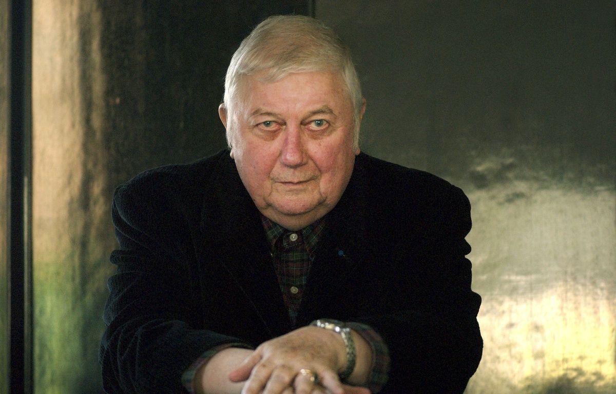Jean Vautrin en 2009 – ANDERSEN ULF/SIPA