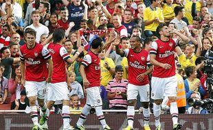 Arsenal est l'un des rares équipes anglaises que Marseille n'a jamais battu en Coupe d'Europe.