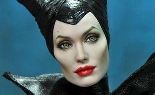 Angelina Jolie en Maléfique.