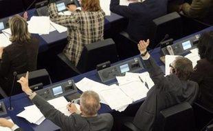 Les eurodéputés ont donné mercredi leur accord de principe à des sanctions contre des employeurs de clandestins dans l'UE, entreprises comme particuliers, qui complètent l'arsenal européen de lutte contre l'immigration illégale.