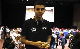 Abdelhak Kaddour est champion de France dans deux catégories en 2017.