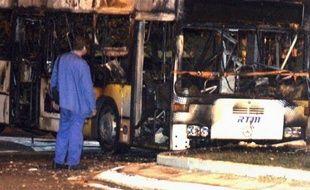 Mama Galledou a été gravement brûlée dans l'incendie criminel d'un bus le 28 octobre 2006 à Marseille.