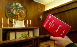 Portes ouvertes a la presse de L'Opus Dei de  Grenoble, le 20 mai 2006.