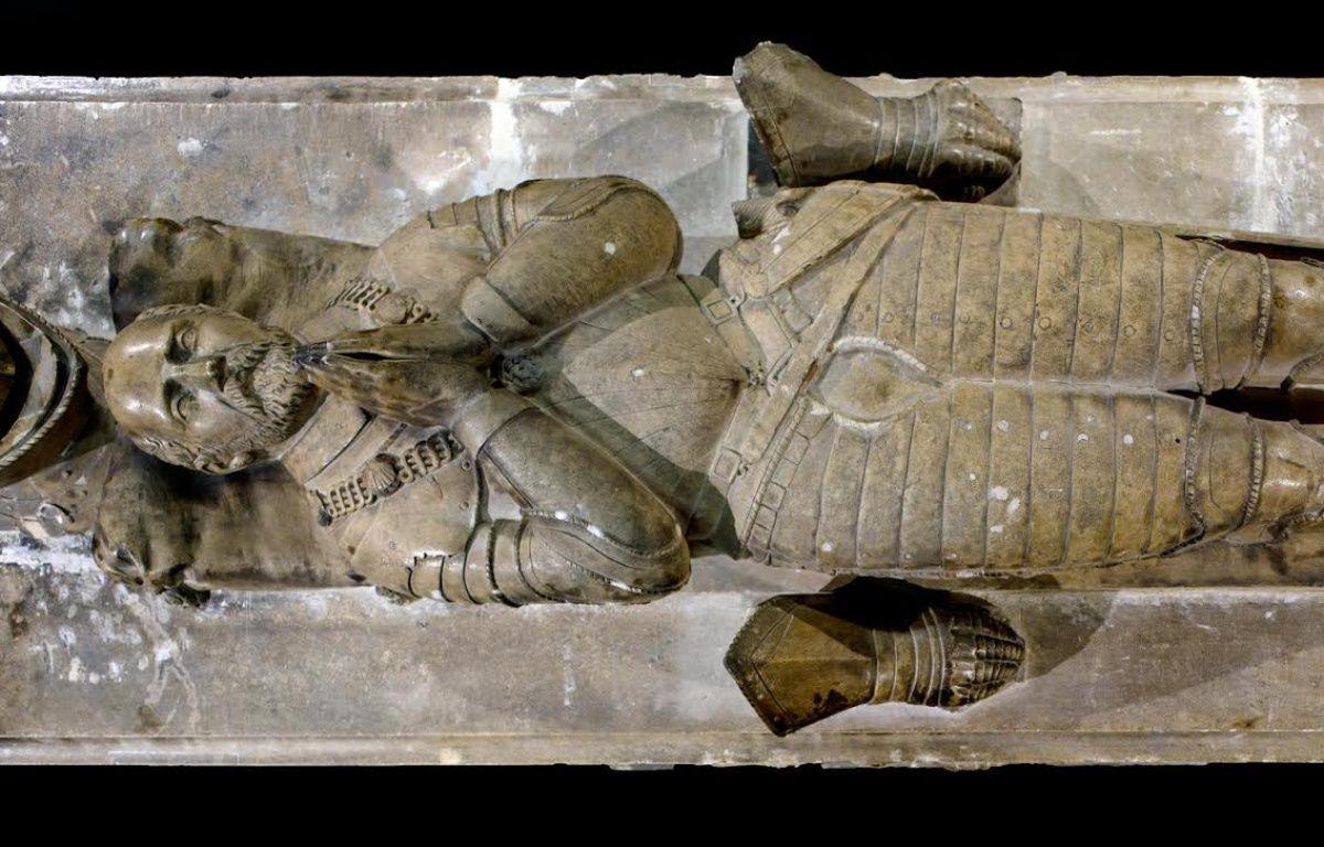 Le cénotaphe de Michel de Montaigne va être restauré – Photo F. David © mairie de Bordeaux