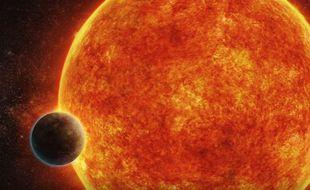 L'exoplanète LHS 1140b, située à 40 années-lumière de la Terre et découverte à proximité d'une étoile de la constellation de la Baleine, posséderait des caractéristiques nécessaires au développement d'une vie en dehors de notre planète.
