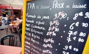 Les organisations professionnelles d'hôteliers et de restaurateurs ont demandé jeudi en urgence un rendez-vous avec les ministres de l'Economie et du Budget, pour en savoir plus sur les intentions du gouvernement en matière de TVA, ont-elles annoncé dans un communiqué.