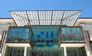 Les terrasses du Port (2e).