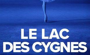 Affiche du film Le Lac des cygnes (Bolchoï)