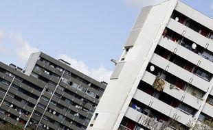 Immeubles HLM dans le quartier de la Reynerie. (Illustration)