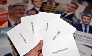 Le premier tour de l'élection présidentielle  aura lieu le 23 avril 2017