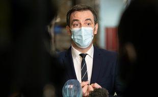 Olivier Véran était interviewé sur le plateau de TF1 ce mardi.