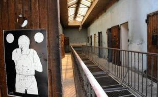 La prison Montluc de Lyon, le 1er juillet 2009, dont plusieurs détenus se sont évadés pendant la guerre notamment grâce à Paulette Kriegel