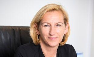 Hélène Farnaud-Defromont, directrice de l'AEFE.