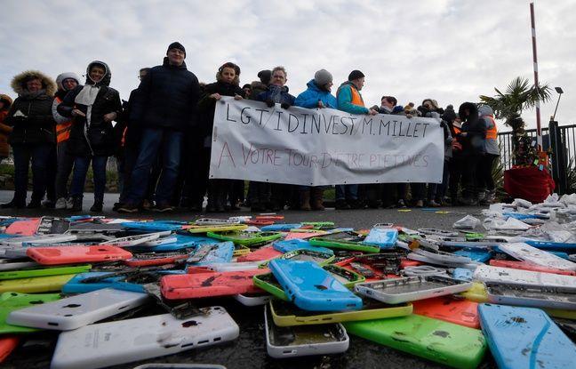 Normandie: L'entreprise de smartphones reconditionnés Remade reprise, 211 salariés licenciés