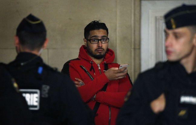 Attentats du 13-novembre: Cinq ans de prison requis contre Jawad Bendaoud