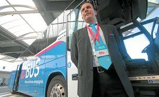 Trois allers-retours sont prévus par jour depuis l'aéroport de Nice.