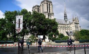 Après l'attentat à Notre-Dame en 2017. (archives)