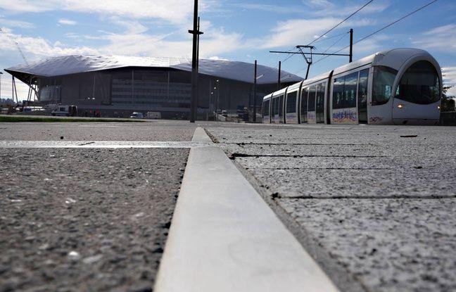 Le tramway devrait transporter vers le Grand Stade près de 10.000 voyageurs les soirs de match.