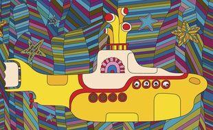 Lego a créé un jeu Yellow Submarine, inspiré de l'imaginaire des Beatles