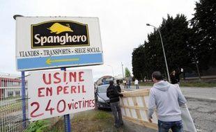 Les deux projets de reprise de la société Spanghero à Castelnaudary dans l'Aude, menacée de disparaître à cause du scandale de la viande de cheval, seront examinés vendredi lors d'un comité d'entreprise, quelques jours avant une audience cruciale devant le tribunal de commerce de Carcassonne.