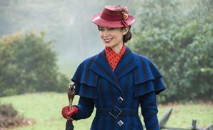 Emily Blunt dans «Le retour de Mary Poppins» de Rob Marshall