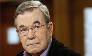 Pierre Daix en 2005, écrivain décédé ce dimanche.