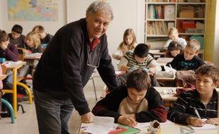 Jean-Michel Burel, l'enseignant de