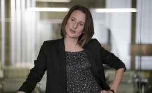 Andréa Martel (Camille Cottin) dande «Dix pour cent»